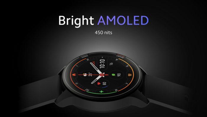 Xiaomi Mi Watch (Imagem: Divulgação/Xiaomi)