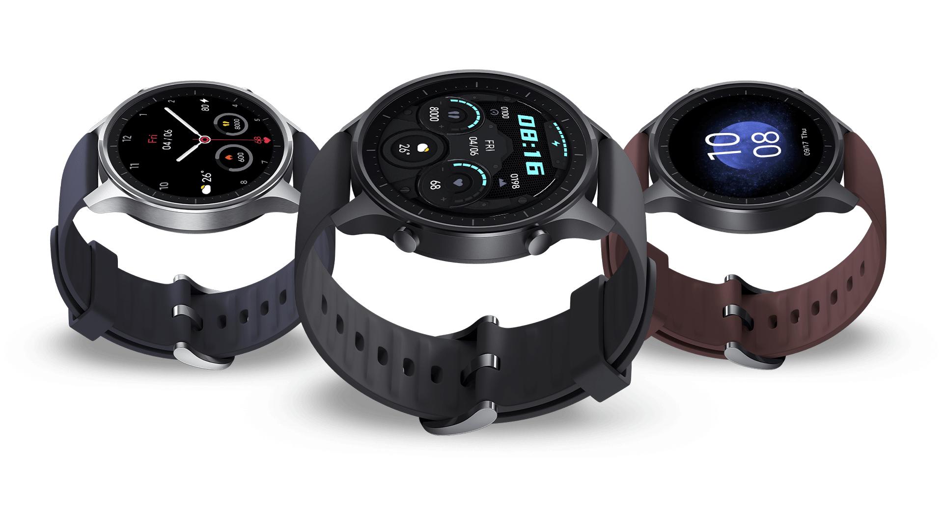 Xiaomi Mi Watch Revolve (Imagem: Divulgação/Xiaomi)