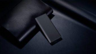 Xiaomi Mi Wireless Power Bank 30W recarrega bateria sem usar fios