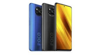 Xiaomi lança Poco X3 com tela de 120 Hz e câmera quádrupla