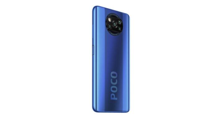 Xiaomi Poco X3 (Foto: Divulgação/Xiaomi)