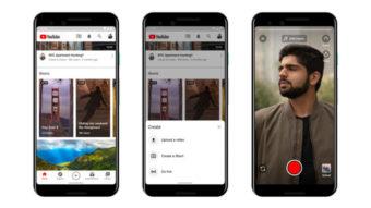 YouTube Shorts, novo rival do TikTok, é lançado oficialmente