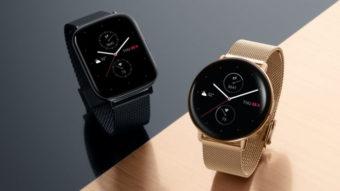 Huami lança relógios Zepp E e explica mudanças na Amazfit