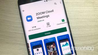 Zoom para Android ganha plano de fundo virtual em chamadas de vídeo