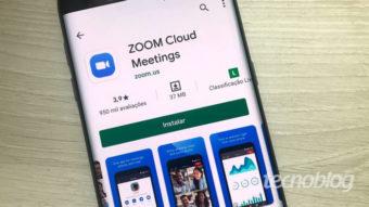 Como usar o aplicativo Zoom no celular [Android e iOS]