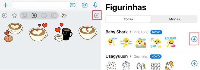Como usar figurinhas animadas no WhatsApp (Imagem: Reprodução / Alvaro Teixeira)