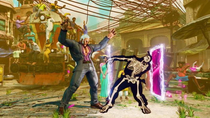 3 truques com Urien em Street Fighter V
