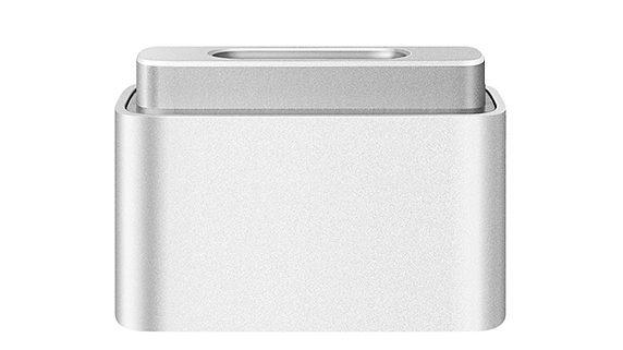 Adaptador MagSafe, da Apple - Imagem: Divulgação/Apple Store