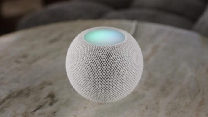 HomePod Mini (Image: Apple)