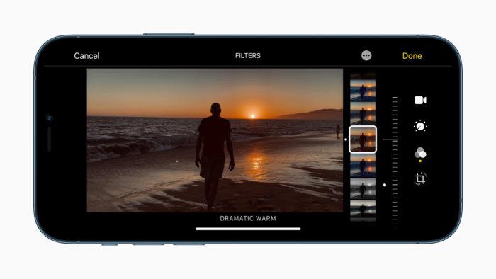 Apple iphone12pro ios14 photos edit 10132020