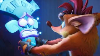 Como encontrar as gemas coloridas em Crash Bandicoot 4