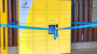 Correios lançam edital para instalar lockers de entrega em SP e RJ