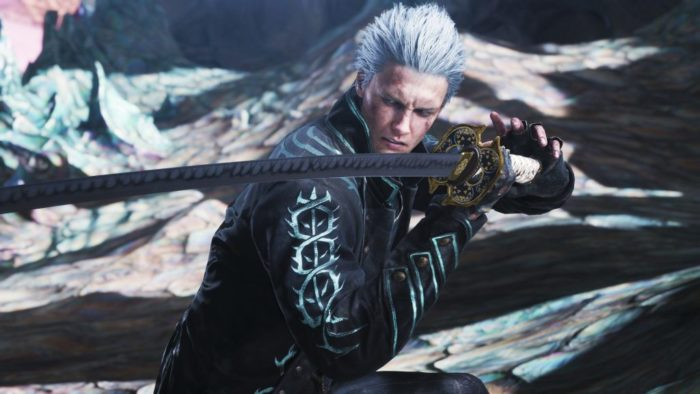 Devil May Cry 5 Special Edition will also have Vergil (Image: Capcom)