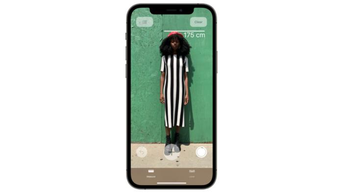 App Medida consegue dizer a altura das pessoas