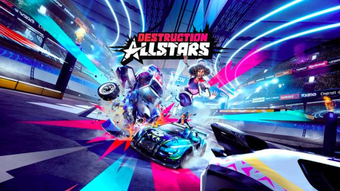 Destruction AllStars agora virá direto para a PS Plus (Imagem: Sony)