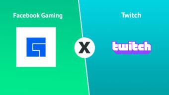 Comparativo: Facebook Gaming ou Twitch?