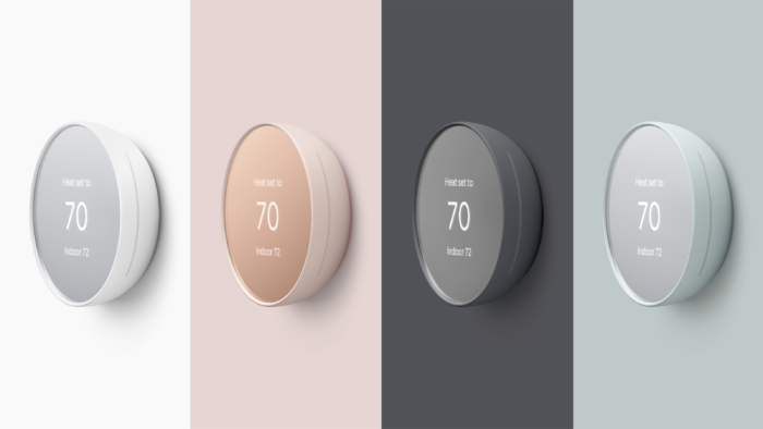 Nest Thermostat (Imagem: Google)