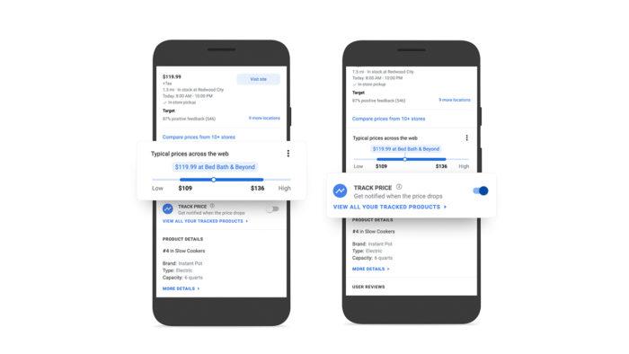 Google Shopping (Imagem: Divulgação/Google)