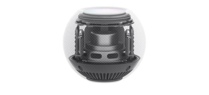 HomePod Mini - Inside (Image: Press Release / Apple)