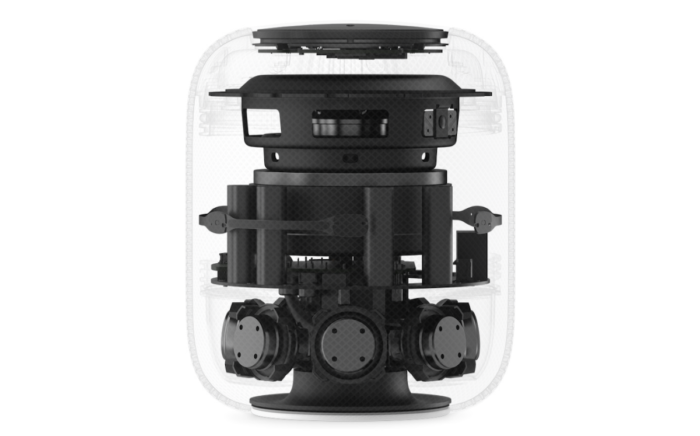 HomePod - Inside (Image: Disclosure / Apple)