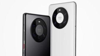 Huawei anuncia Mate 40, 40 Pro e Pro+ com Android sem Google