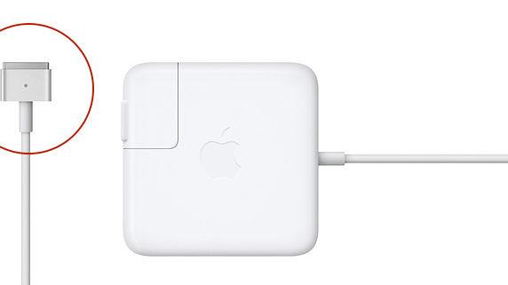 MagSafe, da Apple - Imagem: Divulgação/Apple Store