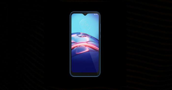 Possível Motorola Moto E7 (Imagem: Reprodução/91Mobiles)