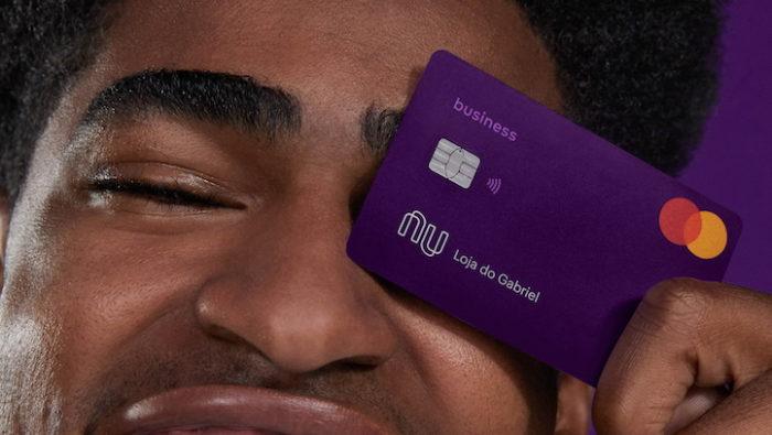 Cartão da conta PJ (Imagem: Divulgação / Nubank)