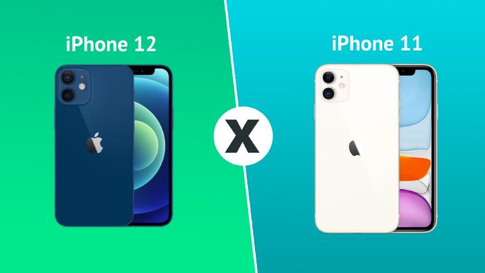 iPhone 12 x iPhone 11 (Imagem: Leandro Kovacs/Tecnoblog)