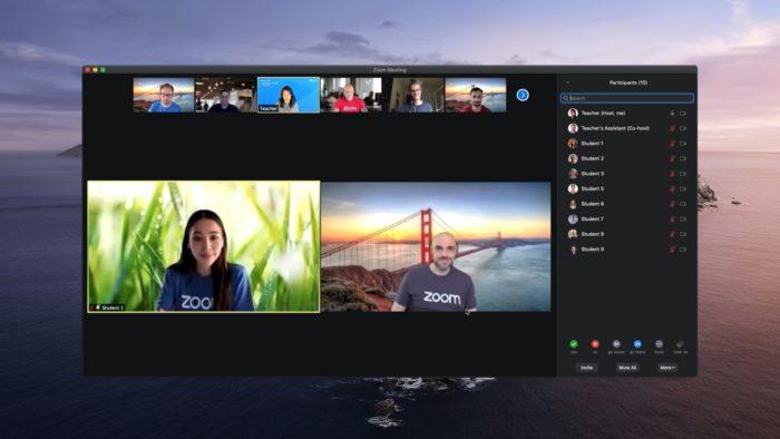 Zoom Meetings (Imagem: Divulgação/Zoom Meetings)