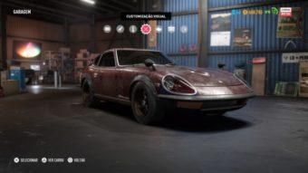 Como encontrar os carros abandonados de Need for Speed: Payback