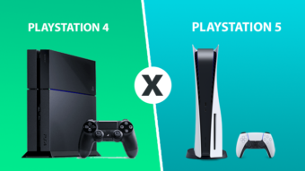 PlayStation 4 vs PS5; o que muda no console da Sony?