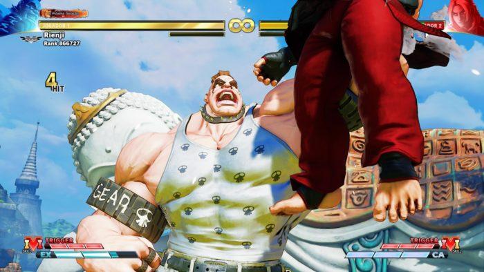 3 truques com Abigail em Street Fighter V / Reprodução / Felipe Vinha