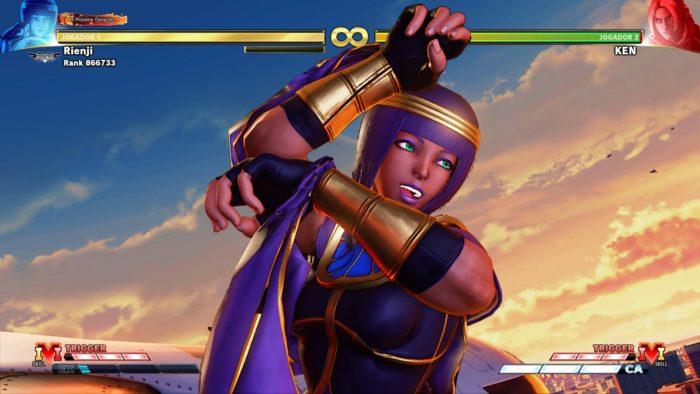3 truques com Menat em Street Fighter V