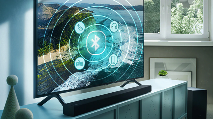 Como ligar o Bluetooth de uma TV Samsung/Reprodução Samsung