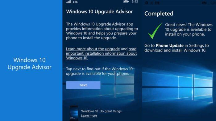 Update Windows 10 Mobile - Imagem: Microsoft/Divulgação
