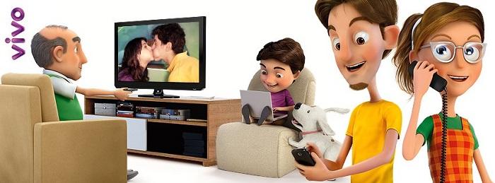 Vivo TV (Imagem: Facebook Vivo/Divulgação)