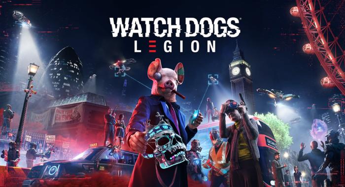 Watch Dogs Legion (Imagem: Divulgação/Ubisoft)