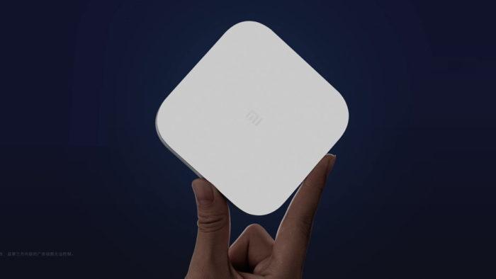 Mi Box 4S (Imagem: Divulgação/Xiaomi)
