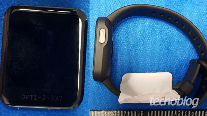 Xiaomi Mi Watch Lite (Imagem: Reprodução/Anatel)