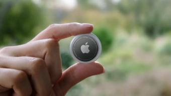 Apple lança AirTags com Bluetooth para rastrear objetos perdidos