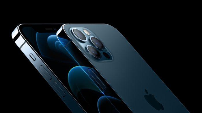 iPhone 12 Pro (Imagem: Divulgação/Apple)