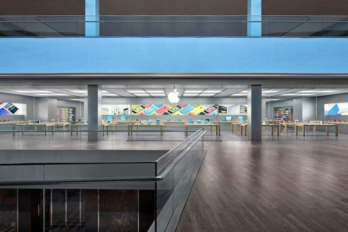 Apple Store do VillageMall (RJ) (Imagem: Divulgação/Apple)