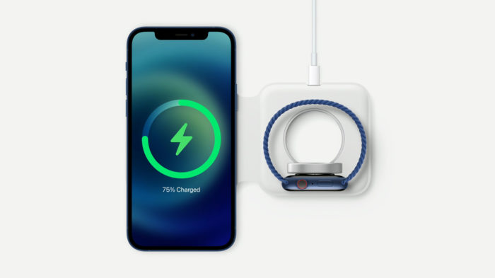 apple iphone 12 mag safe duo charger 10132020