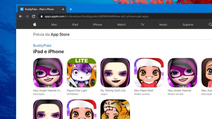 Apps do BuddyPoke