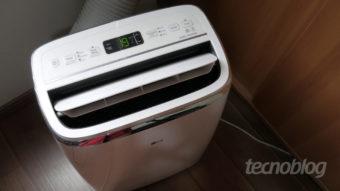 Ar-condicionado portátil vale a pena?