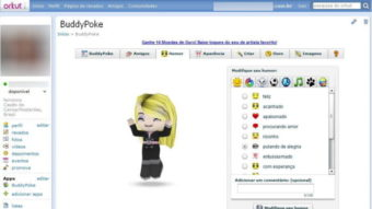 Orkut e BuddyPoke voltam à tona com Avatares do Facebook