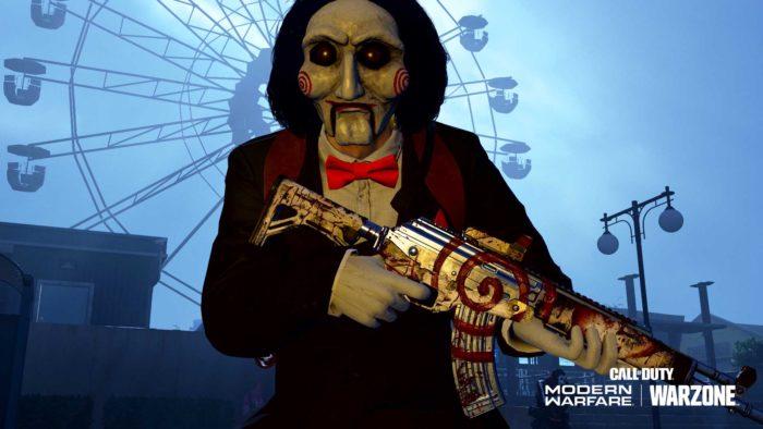 Personagens de filmes de horror chegam a Call of Duty (Imagem: Activision)