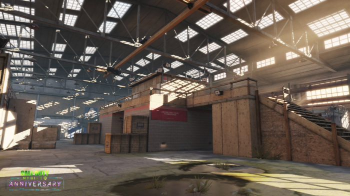 Alcatraz é novo mapa em COD Mobile (Imagem: Activision)