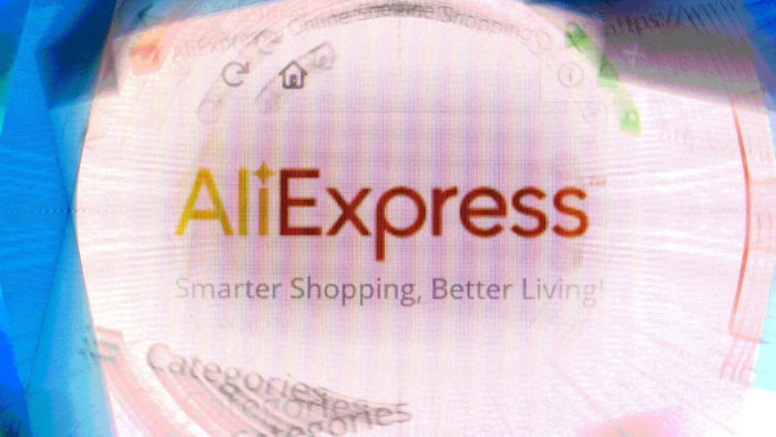 Logo do AliExpress (Imagem: Ivan Radic/Flickr) / como comprar no aliexpress com boleto